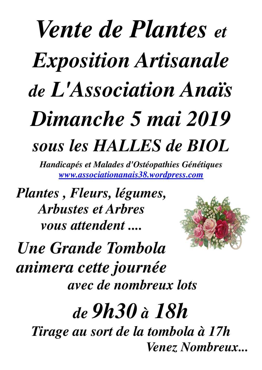 affiche expo 5 mai 19